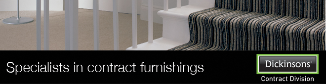 Dickinsons specialists in contract furnishings