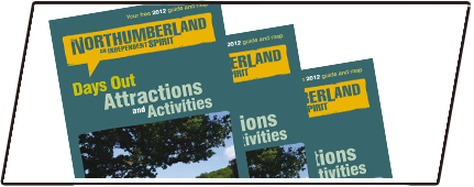 Days Out and Attractions Leaflet 2015