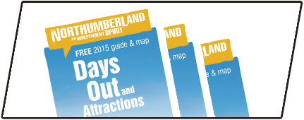 Days Out and Attractions Leaflet 2016