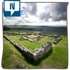 Housesteads -  final image