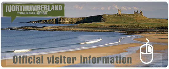Offical visitor information for Northumberland